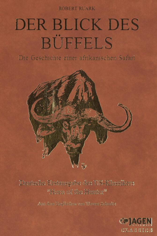 Der Blick des Büffels